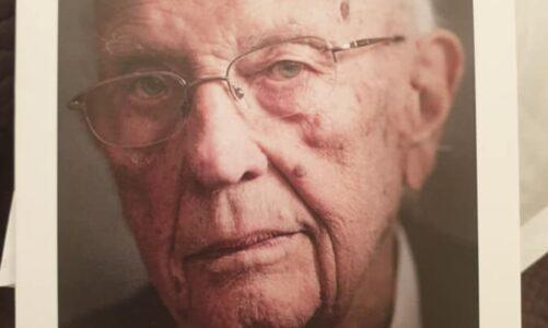 Marinus Maresch (1921-2021)