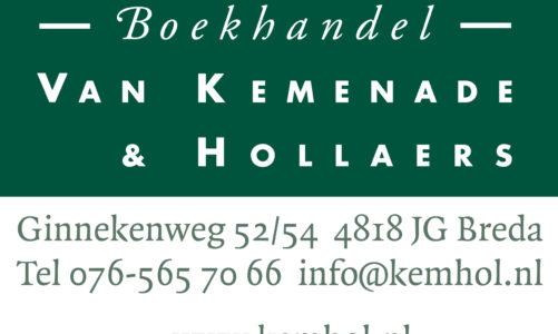 Boekpresentatie Breda, 28 okt 2020